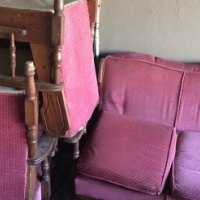 Antique lounge set for sale