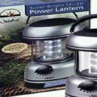 LED Dual Powered Lantern