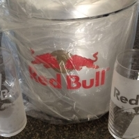 Red Bull limited addition