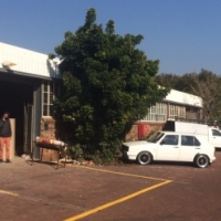 ATTENTION INVESTORS!!! FACTORY / WAREHOUSE FOR SALE IN A SECURE INDUSTRIAL PARK IN GATEWAY INDUSTRIA