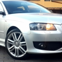 2007 Audi S3 Quattro