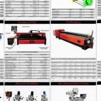 press brake,steel guilootines,cnc plasma cutters for sale plus lots more