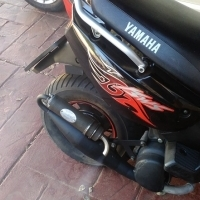 Yamaha BWS scooter 100cc, used for sale  Centurion
