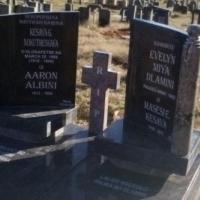 Tombstones and Kitchen Tops Orlando Jhb