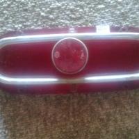 Pontiac: tail light stop lens