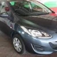 2012 Mazda 2 1.3 active ,AC,electric windows,PS Body Type Hatchback,Doors 5,5 speed