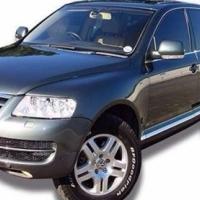 VW Touareg 5.0 V10 TIPTRONIC