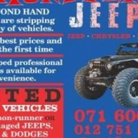 Jeep workshop and service center