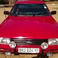 Custom Ford Cortina Bakkie