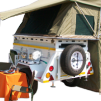 Trailer Tent Safari Senior
