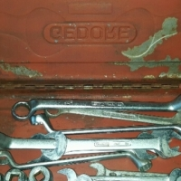 Gedore Spanners and Sockets