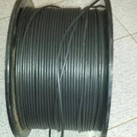 Uv protected cat5e cable 500m roll used about 20m.