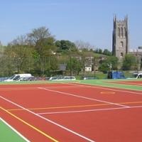 DEN MARK TAR TENNIS COURT,NETBALL COURT,VOLLEYBALL COURT RESURAFCING RUSTENBURG