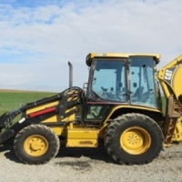 2004 CAT 420D IT ready to work