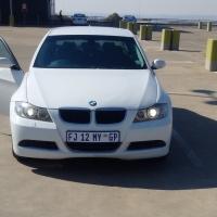 2007 BMW 320D 6 speed Manual