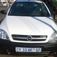 SPECIAL: 2008 Opel Corsa Bakkie 1.4 for 72000 with 2keys Accessories: Aircon,airbag, Heather, electr