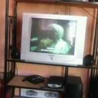 LG sound system.