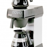 BRAVILOR COFFEE MACHINE - POUR OVER 2 JUGS B/NEW