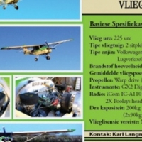 Bushbaby Aircraft for sale.