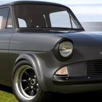 Ford Anglia windscreens