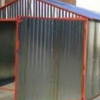 Power steel construction: steel huts, zozo huts, tools sheds and site store room in Pretoria 0607745
