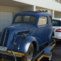 Wanted . Engine or spares to recon mine. 1955 Ford Pop.