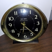 Westclox Big Ben repeater alarm clock