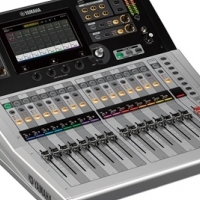 YAMAHA TF1 16CH COMPACT DIGITAL MIXER for sale  Springs