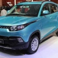Brand New 2016 Mahindra KUV100 K6+