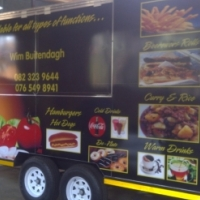 *Mobile Kitchen* American style food trailer - Must see !!