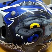 Junior MX Helmet