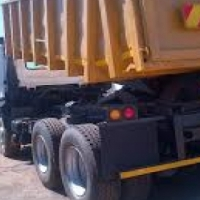 2007 FAW 28/280 10 meter tipper trucks for sale