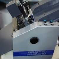 Buy Used Graphic Whizard Model R Machine
