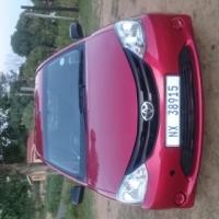 2013 Toyota Etios 1.5 XS hatchback (Urgent sale!)