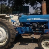 S1619 Pre-Owned Ford 6600 Tractor/Trekker