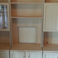 Used, 3-Piece Wall-unit / TV-HiFi Cabinet for sale  South Africa