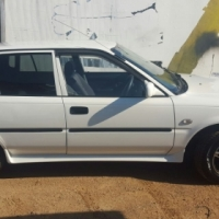 2001 Toyota Tazz 1.3 For Sale.