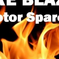 Fire blaze parts
