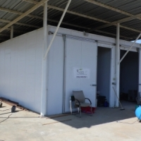 We are selling Industrial cooler rooms at auctioneer discount prices