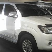 2012 Toyota Hilux 3.0 D-4D Raider R/B A/T P/U D/C - 114000km
