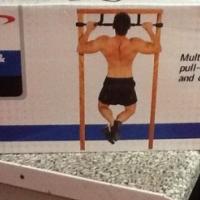 Trojan Extreme door gym