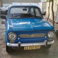 1964 fiat 850 special for sale
