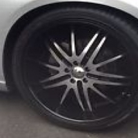 Chrysler 300C Tyres & Mags