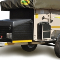 Echo 4 Camping trailer to Rent