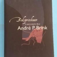 Bidspringkaan n ware storie deur Andre P. Brink.
