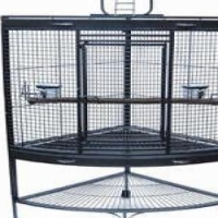NEW Corner Bird / Parrot Cage