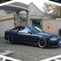 BMW 328I Motor sport