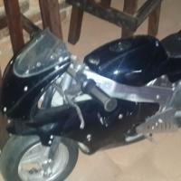 Pocket motorbike
