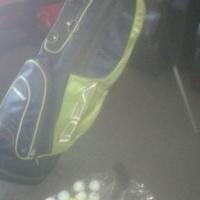 Adamsgolf golf bag with extras free,