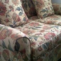 Floral Longe Suite for Sale